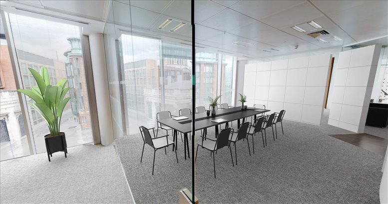 95 Queen Victoria Street Office for Rent Cannon Street