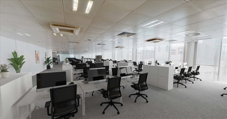 Picture of 95 Queen Victoria Street Office Space for available in Cannon Street