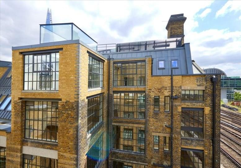1 Clink Street Office Space London Bridge