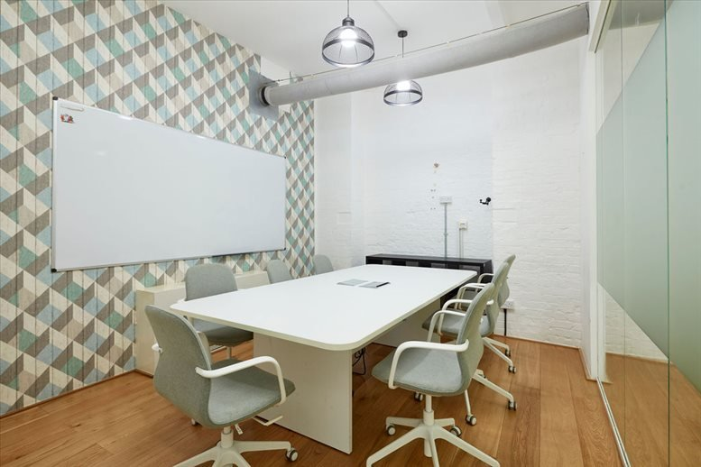 Photo of Office Space on 11A Curtain Road Shoreditch