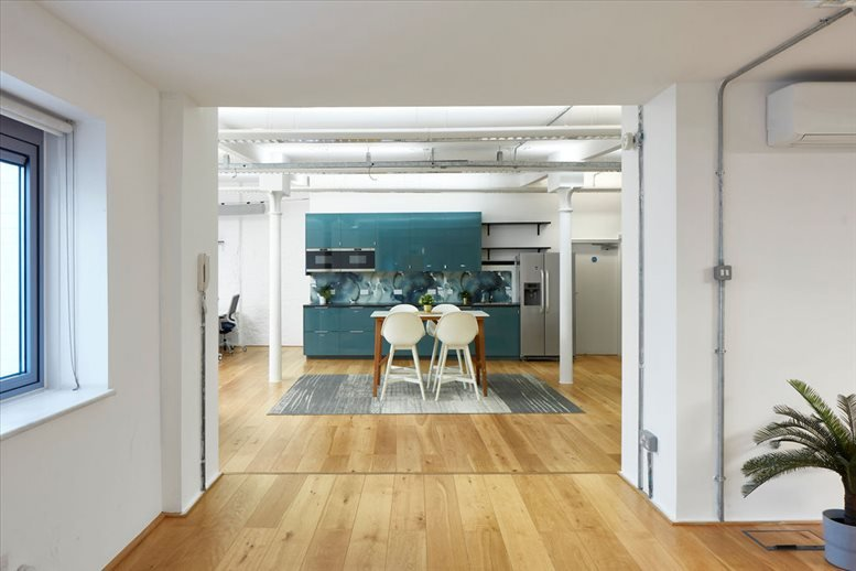 Shoreditch Office Space for Rent on 11A Curtain Road