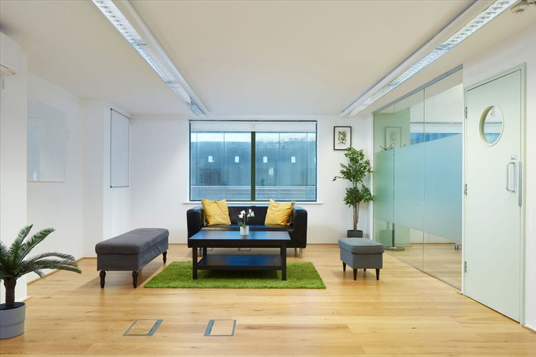 Rent Shoreditch Office Space on 11A Curtain Road