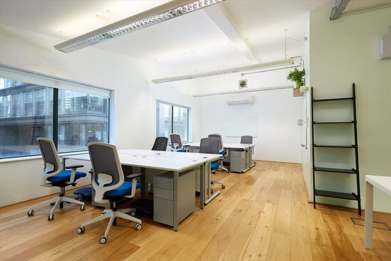 Photo of Office Space available to rent on 11A Curtain Road, Shoreditch