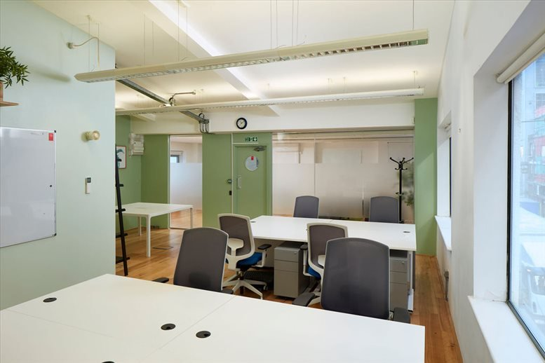 11A Curtain Road Office Space Shoreditch