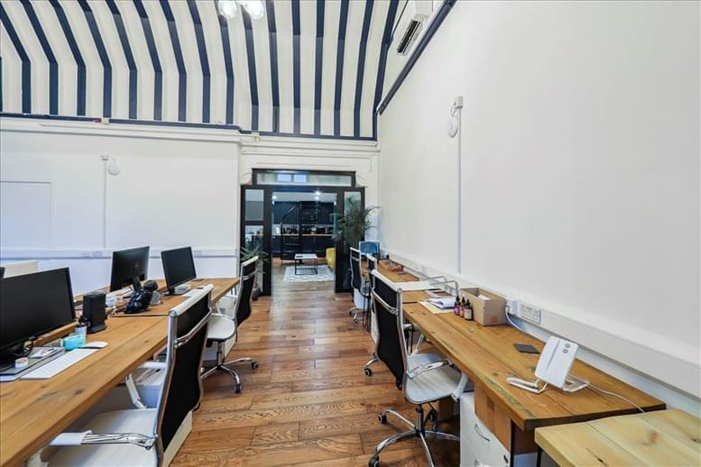 Photo of Office Space on 70-71 Wells Street Soho