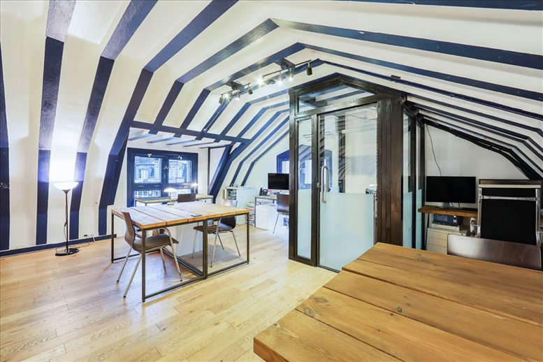 Photo of Office Space available to rent on 70-71 Wells Street, Soho