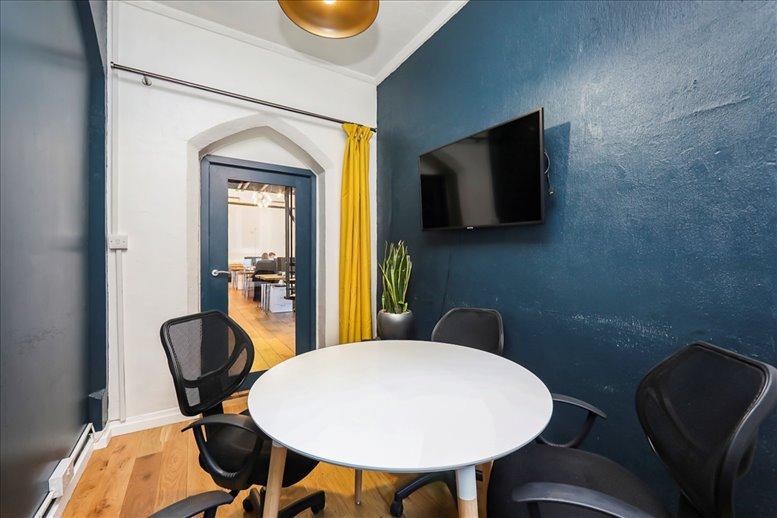 70-71 Wells Street Office Space Soho