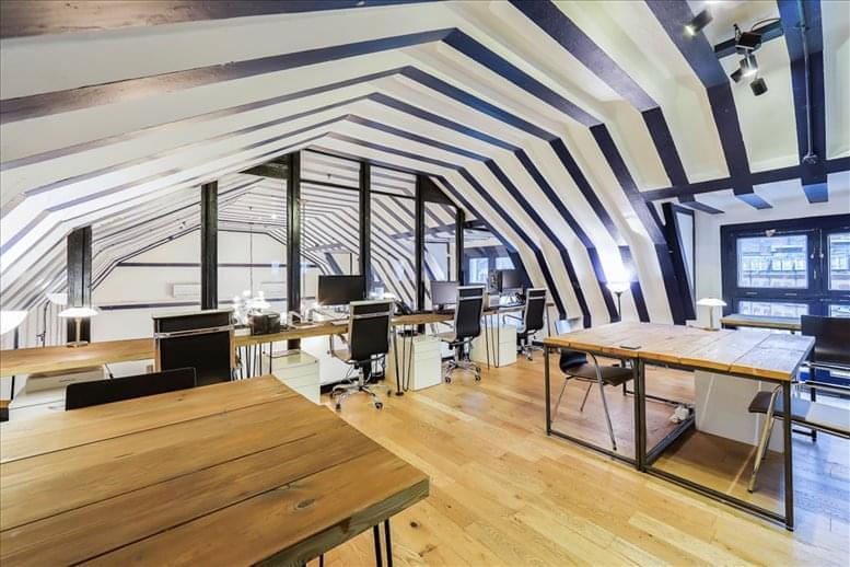 Office for Rent on 70-71 Wells Street Soho