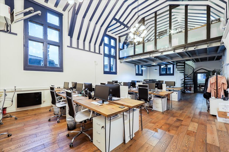 Image of Offices available in Soho: 70-71 Wells Street