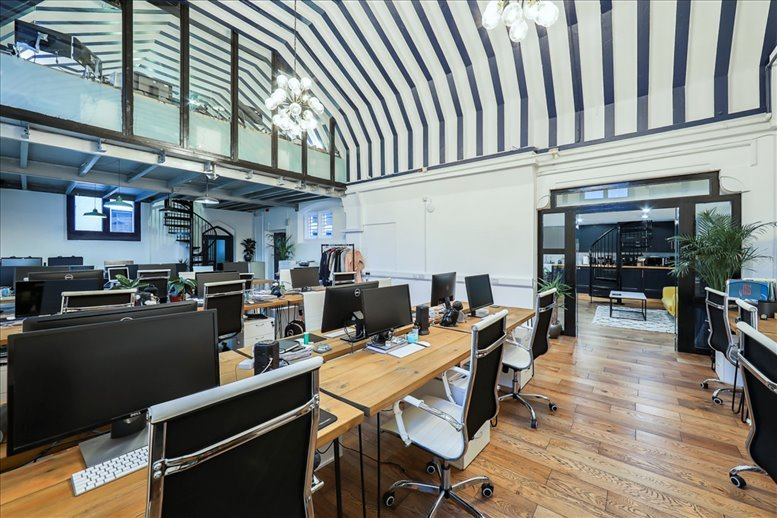 Soho Office Space for Rent on 70-71 Wells Street