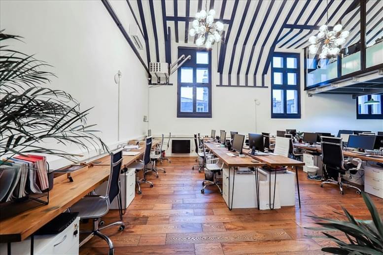 Rent Soho Office Space on 70-71 Wells Street