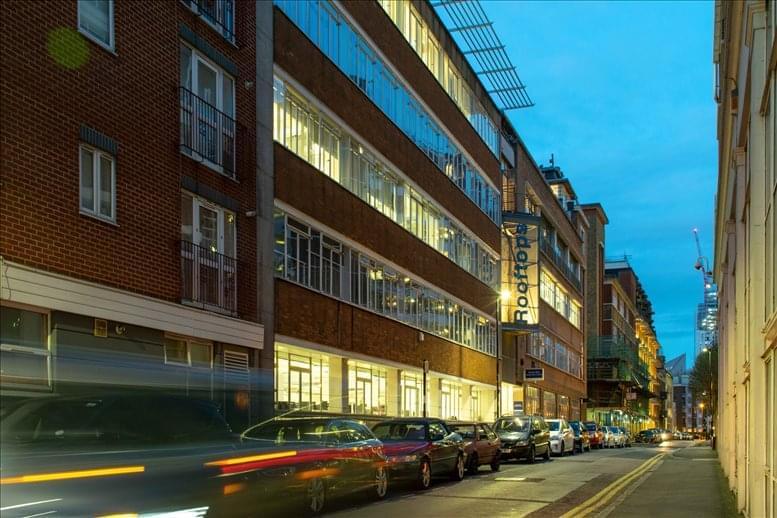 77 Bastwick Street Office Space Clerkenwell