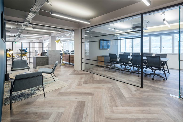 77 Bastwick Street Office for Rent Clerkenwell