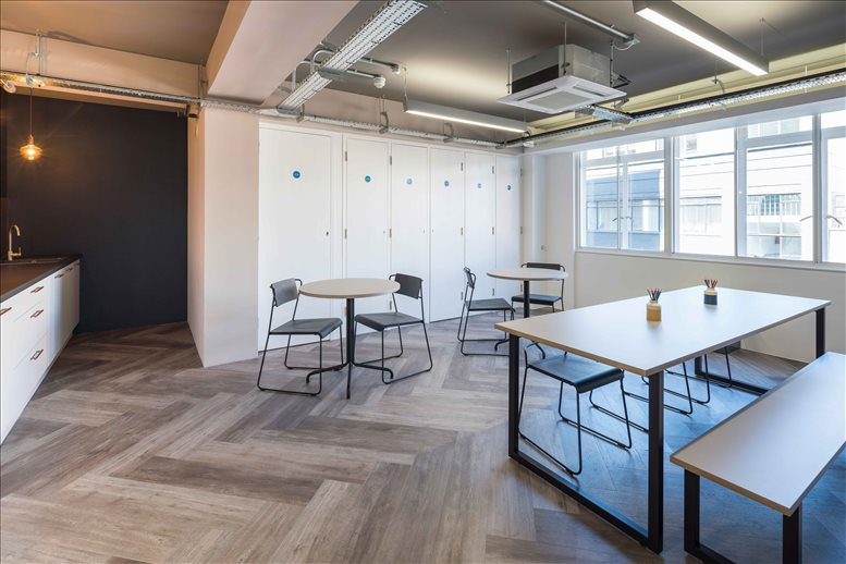 Office for Rent on 77 Bastwick Street Clerkenwell