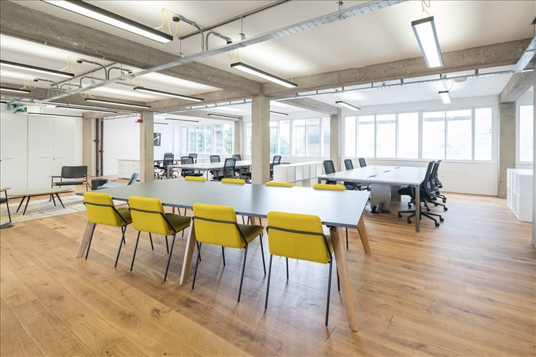 Clerkenwell Office Space for Rent on 77 Bastwick Street