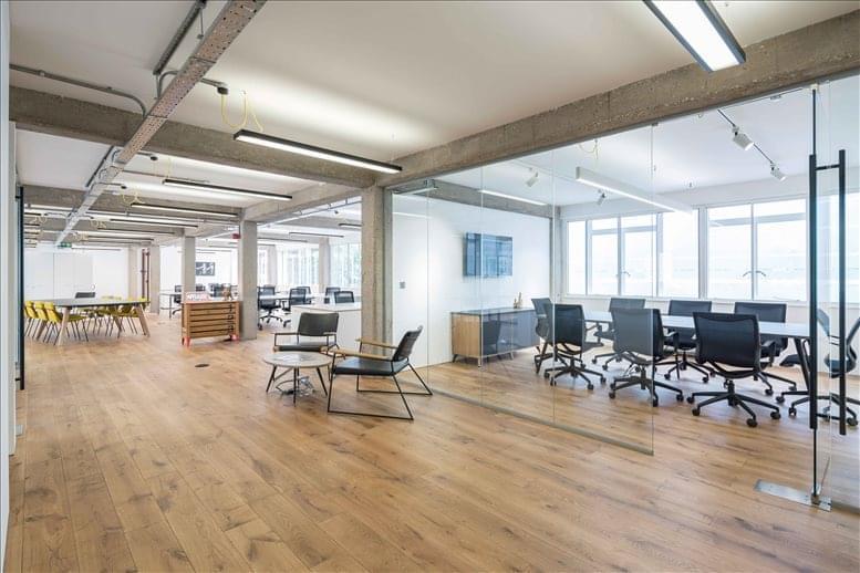Rent Clerkenwell Office Space on 77 Bastwick Street