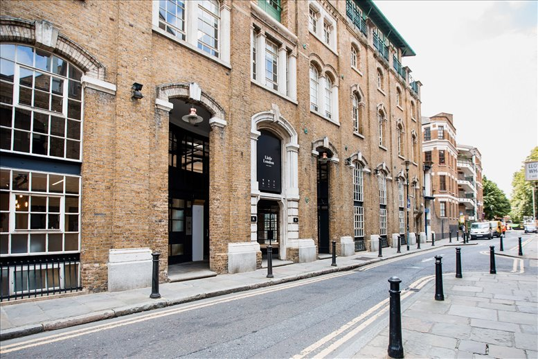 8 Mill Street Office Space Bermondsey