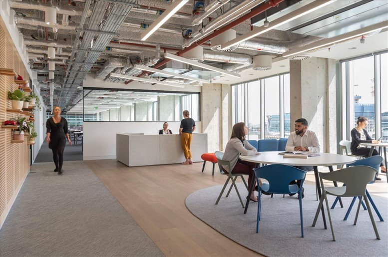 Picture of 1 Ropemaker Street Office Space for available in Moorgate