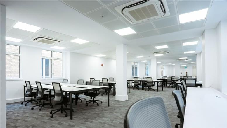 Photo of Office Space on 15 Basinghall St, London Moorgate