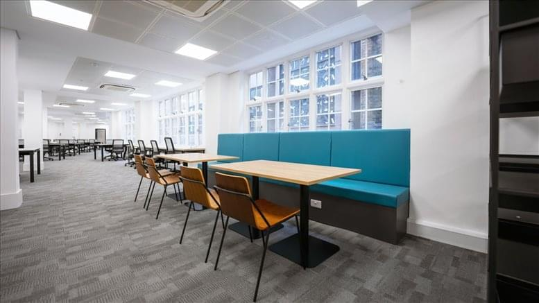 15 Basinghall St, London Office for Rent Moorgate