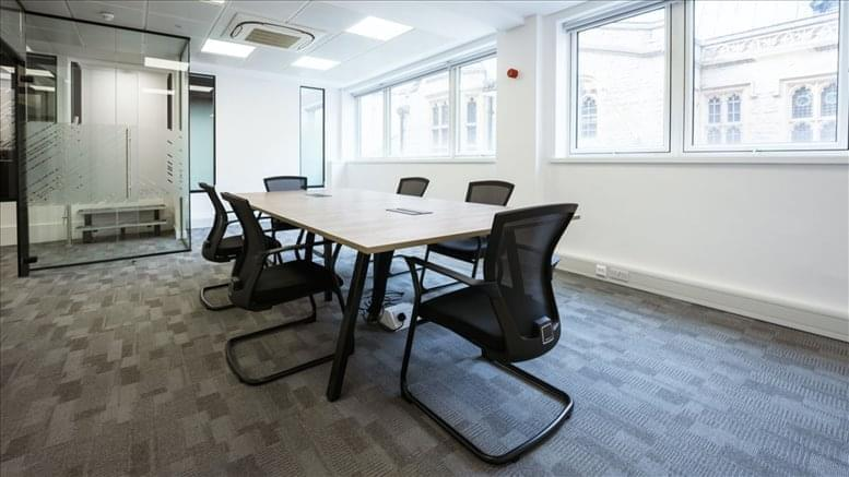 Picture of 15 Basinghall St, London Office Space for available in Moorgate