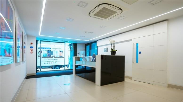 Image of Offices available in Moorgate: 15 Basinghall St, London