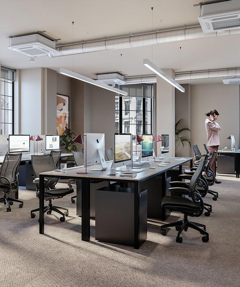 Office for Rent on 222 Regent Street, London Oxford Circus
