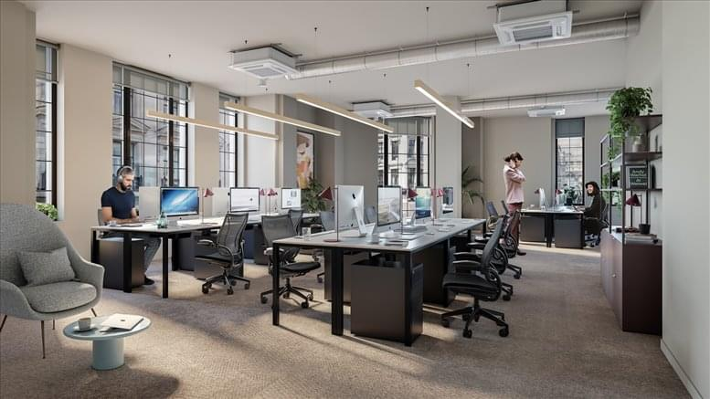 Image of Offices available in Oxford Circus: 222 Regent Street, London