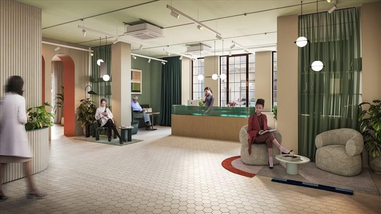 Oxford Circus Office Space for Rent on 222 Regent Street, London