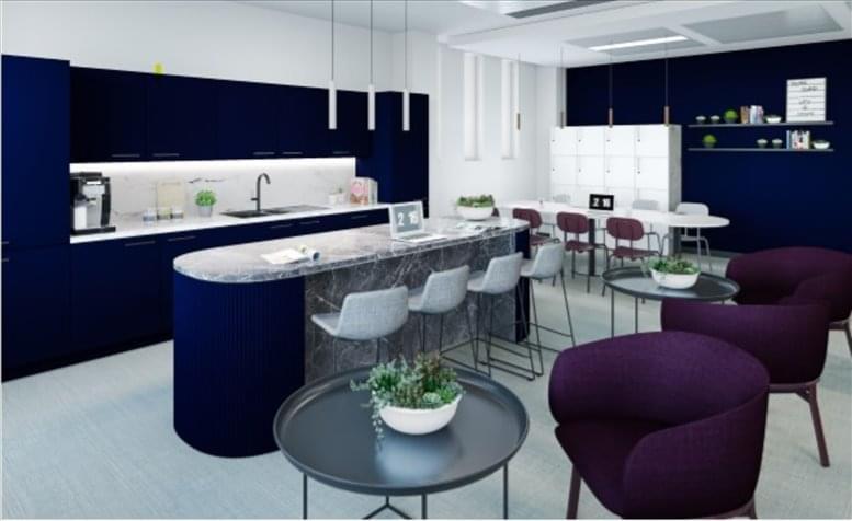 Photo of Office Space on 33 Cavendish Square Cavendish Square
