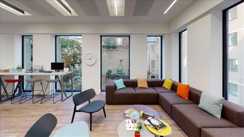 33 Gutter Lane Office for Rent Cheapside