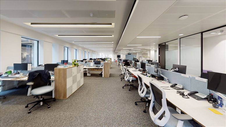 Picture of 33 Gutter Lane Office Space for available in Cheapside