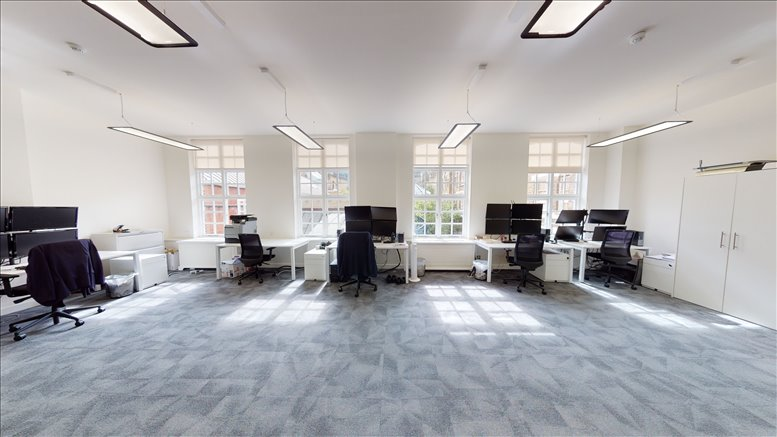1-2 Castle Lane available for companies in St James's Park