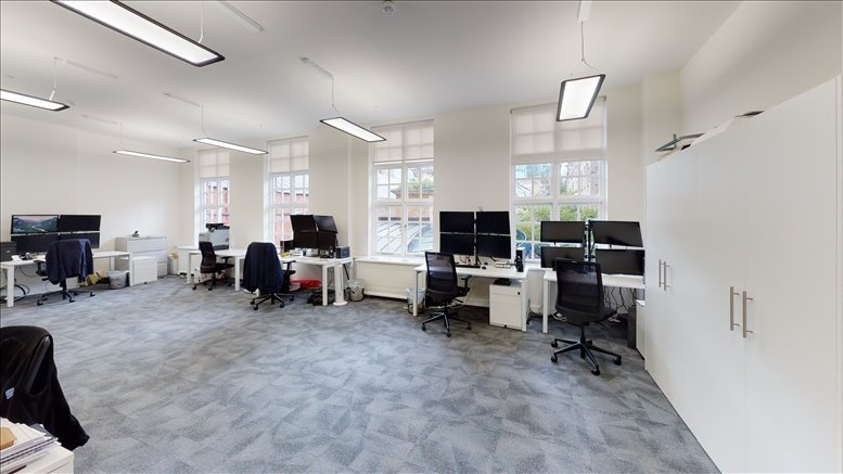 Photo of Office Space on 1-2 Castle Lane Westminster