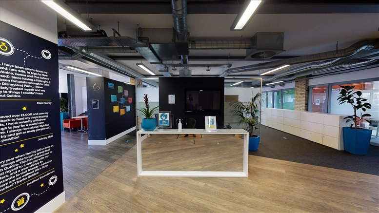 80 Great Eastern Street available for companies in Shoreditch