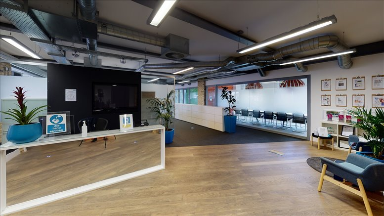 80 Great Eastern Street Office for Rent Shoreditch