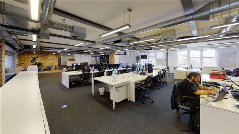 Picture of 80 Great Eastern Street Office Space for available in Shoreditch