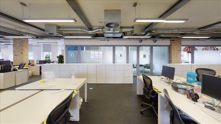 Office for Rent on 80 Great Eastern Street Hackney