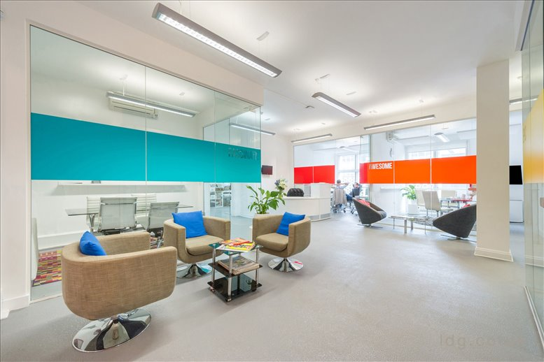 Photo of Office Space on DIG - 57-61 Charterhouse Street Farringdon