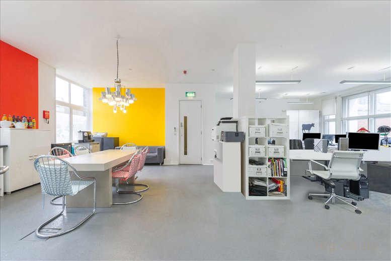 Picture of 57-61 Charterhouse Street Office Space for available in Farringdon