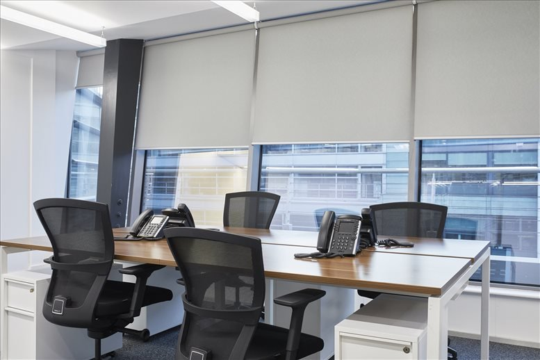 Image of Offices available in Bloomsbury: 20 Midtown, 20 Procter Street