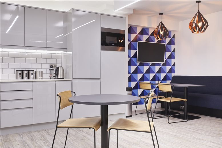 Rent Bloomsbury Office Space on 20 Midtown, 20 Procter Street