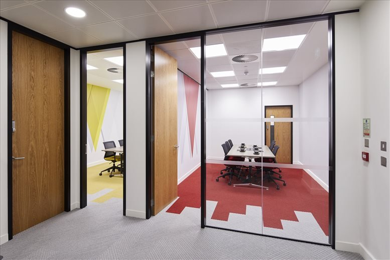 Photo of Office Space on 40 Furnival Street, London Chancery Lane
