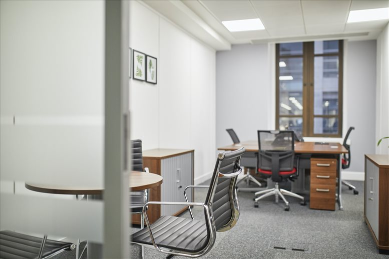 Office for Rent on Becket House, 36 Old Jewry, Bank The City