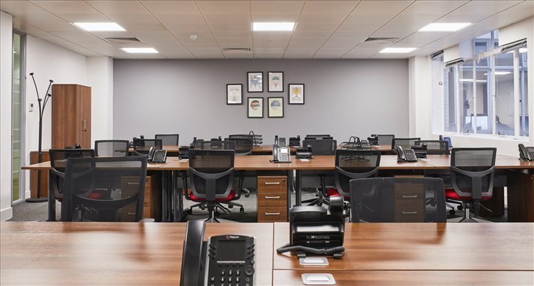 Photo of Office Space on 107 Leadenhall Street Bank