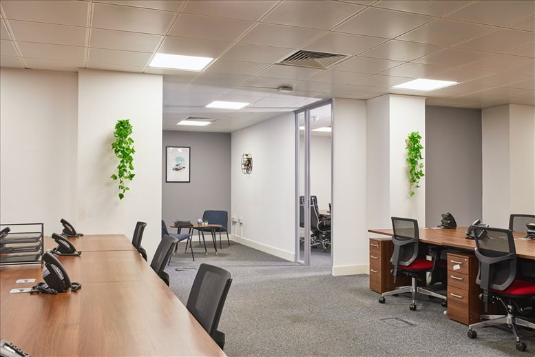 Picture of 107 Leadenhall Street Office Space for available in Bank