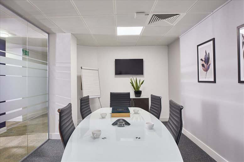 Image of Offices available in Bank: 107 Leadenhall Street