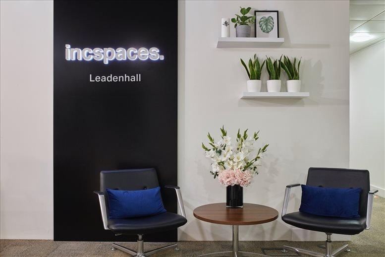 Rent Bank Office Space on 107 Leadenhall Street