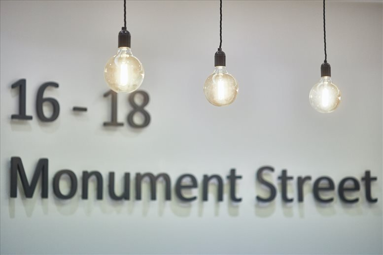 Rent Monument Office Space on Floors 1-5, 16-18 Monument Street