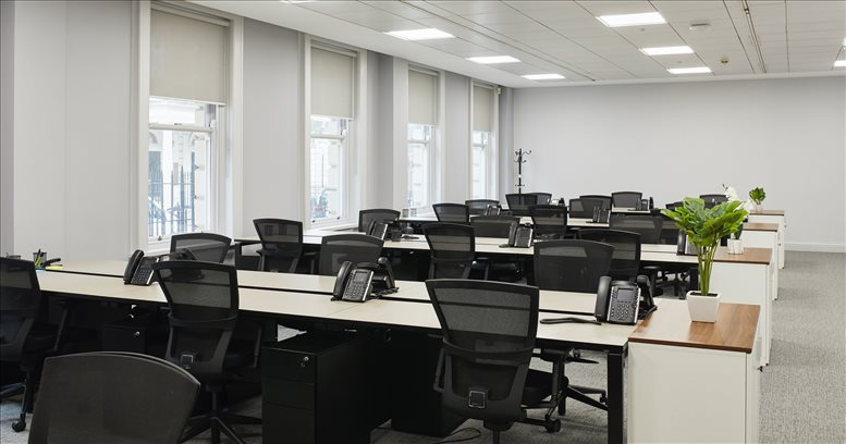 Photo of Office Space on 5-7 Mandeville Place Cavendish Square